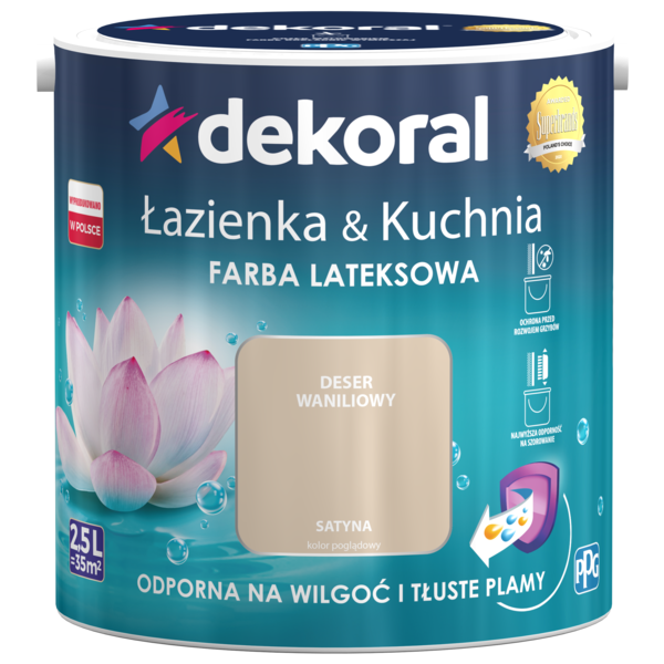 DEKORAL Łazienka & Kuchnia