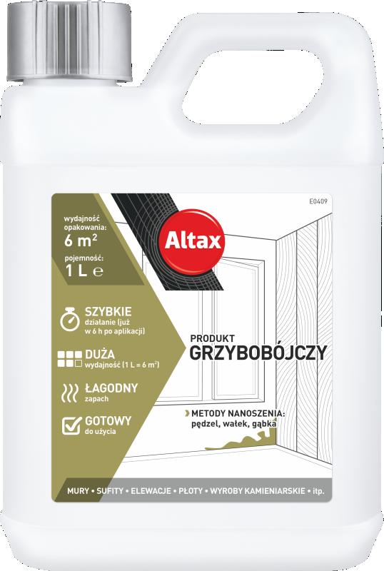 ALTAX Preparat grzybobójczy Boramon